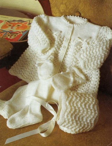 Чем вязание спицами для