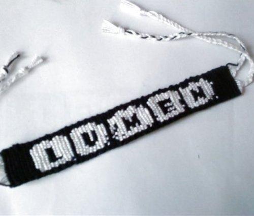 0. Для того, чтобы плетение фенечек из ниток мулине с именами прошло без проблем - лучше знать о.