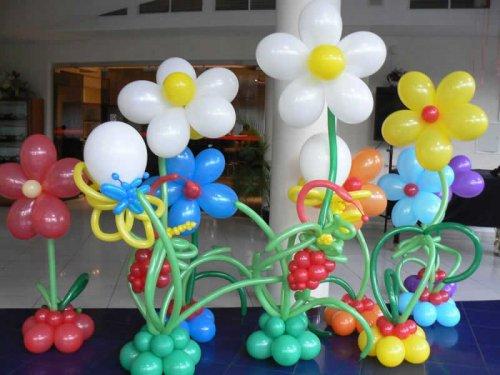 Поделки из воздушных шариков