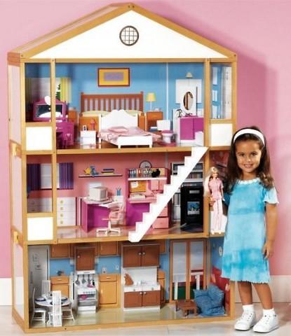 Поделки домики для куклы