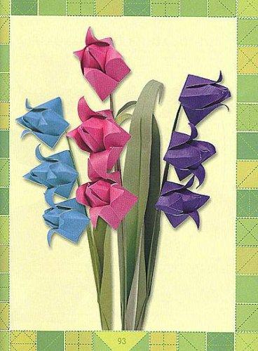 Цветы из бумаги детский сад 23