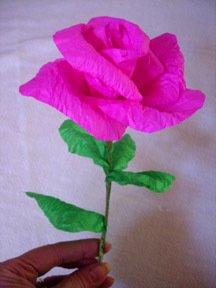 Как сделать красивый цветок из бумаги своими